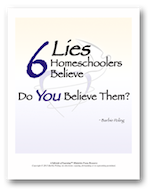 6_Lies_Homeschoolers_Believe